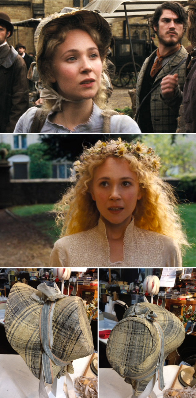 Juno Temple as Fanny. Far From The Madding Crowd 2015