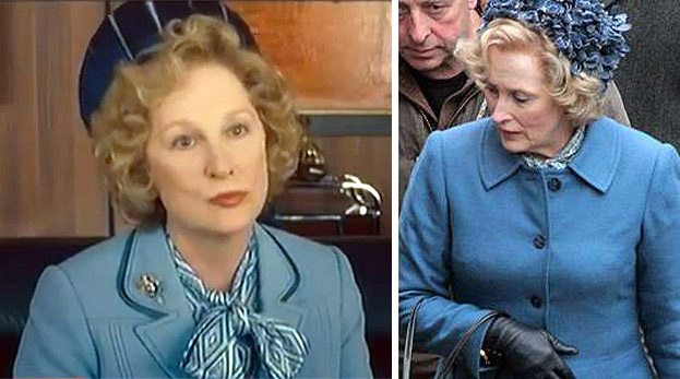 The Iron Lady: Meryly Streep